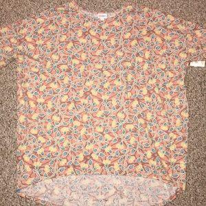 🤪NWT😜 LuLaRoe Irma shirt size 2xl